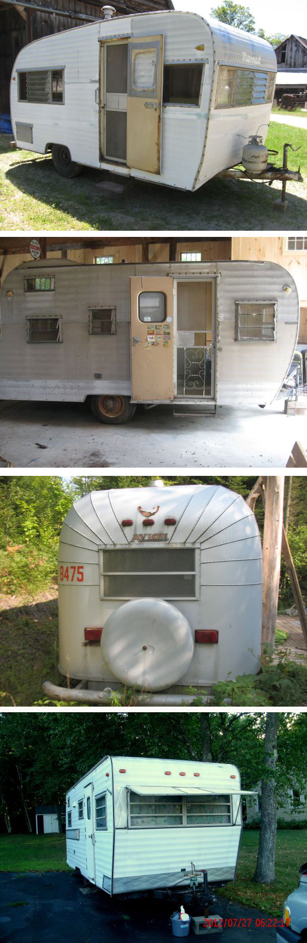 Vintage Campers For Sale RECOVERGIRL