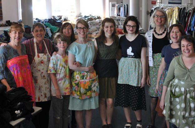 swap volunteers 2013