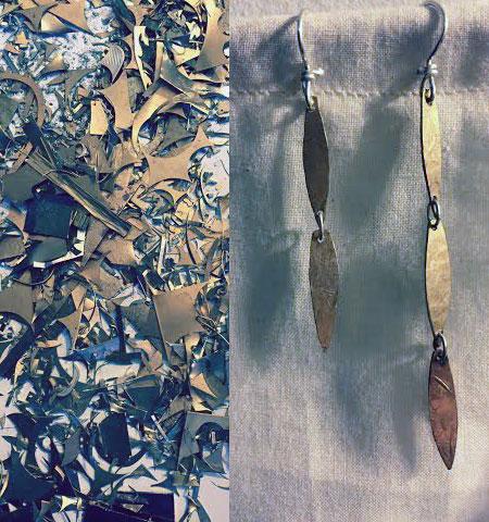 scrap-metal-earrings