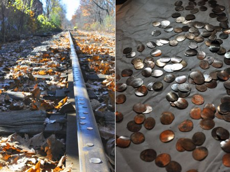 tracks-and-pennies