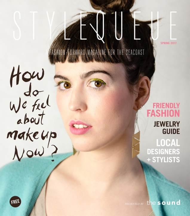 Style Queue Spring 2017 Cover