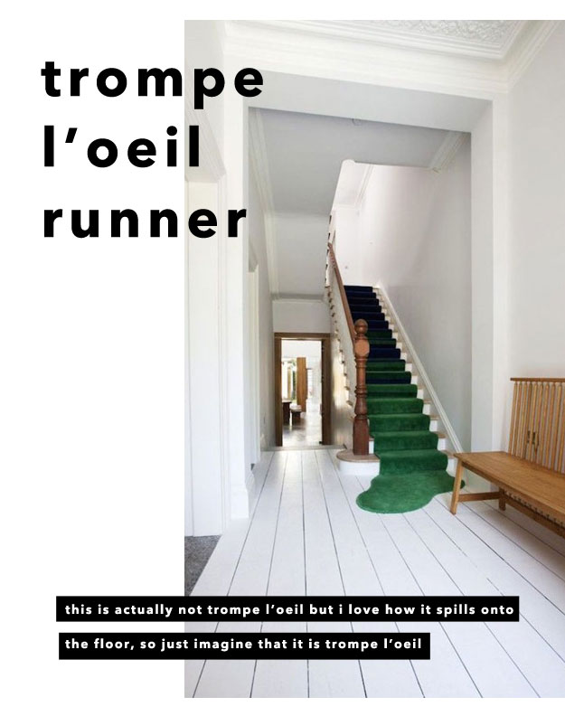runner-on-stairs