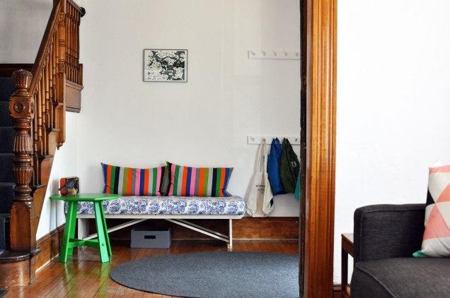 Airbnb-Foyer