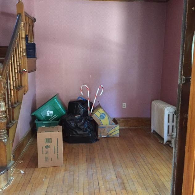 Before / Foyer