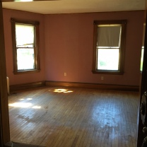 Before/ Living Room