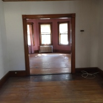 Before / Dining Room