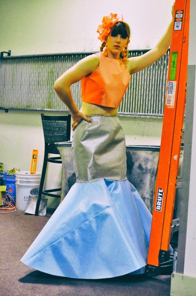Rubbish-to-Runway-Orange-Jam-Edits