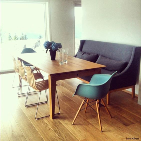sofa dining len alberti