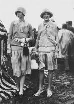 1920s Women Field
