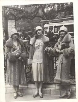 20s coats with fur collars