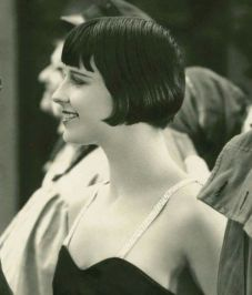 Louise Brooks Haircut