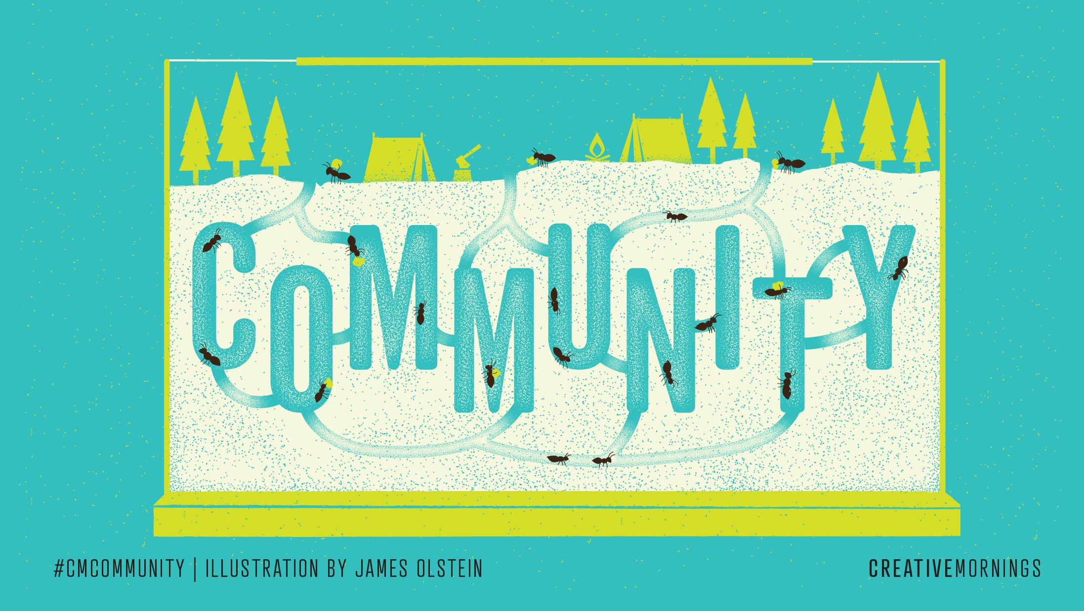 Community Theme at CM