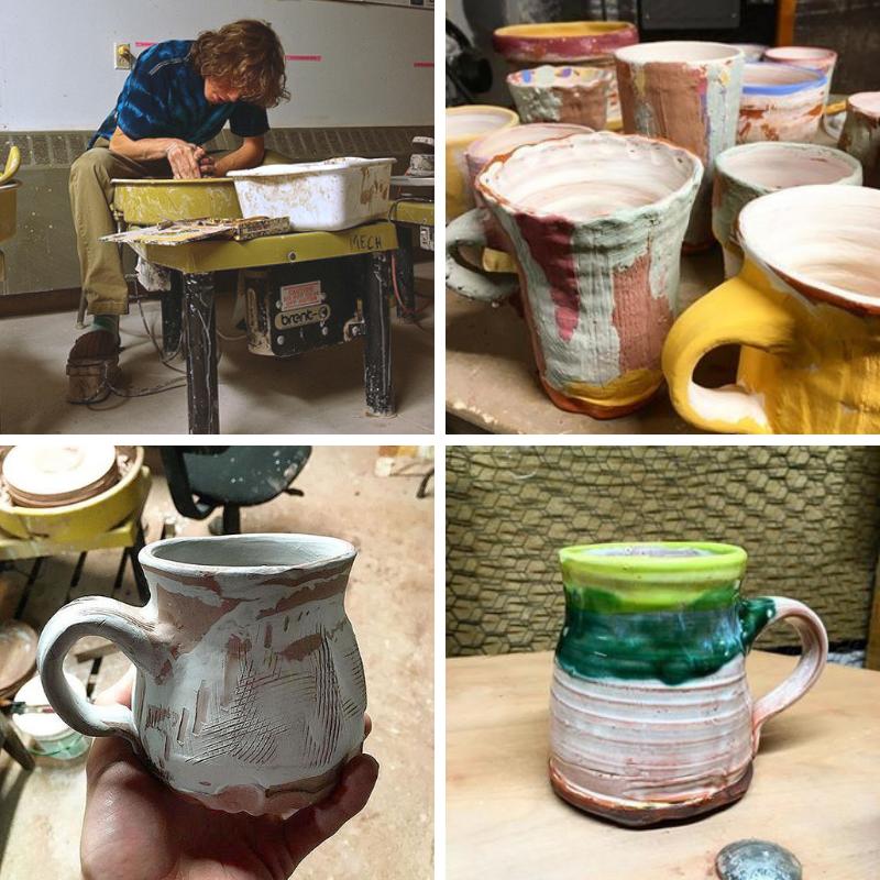 Zane Ceramics Color